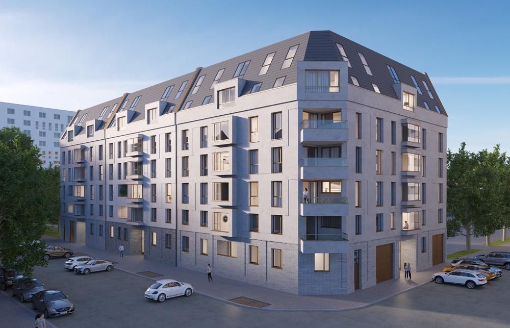 Wohnungsvermietung in Leipzig Grassistrasse